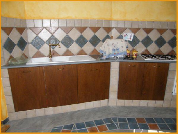 Oranilegno - Ante per cucina in muratura