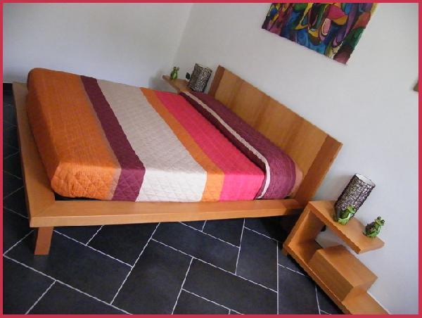 XSimple - camera da letto in noce