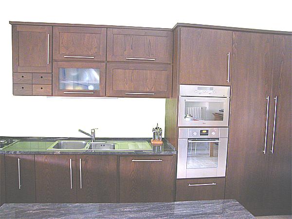 Oranilegno - Constantine - cucina in castagno