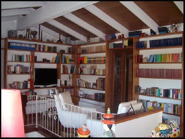 FullSpace - Libreria in ciliegio