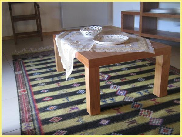 Simplex - Tavolino da salotto in ciliegio