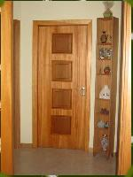 FillCarrés - door in walnut