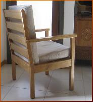 Relax - Chair in Chestnut