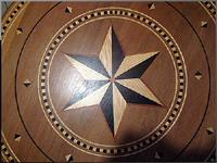 Inlaid wood products